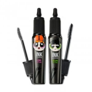PERIPERA Ink Black Cara 7g (Peripera X Powerpuff Girl Collection)