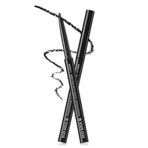 THESAEM Eco Soul Powerproof Super Slim Eyeliner 0.2g