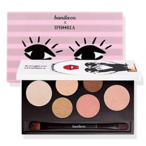 BANILA CO X IPHORIA Eye Palette FOX 10.8g