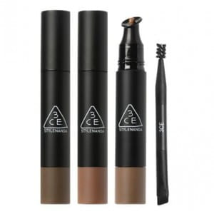 STYLENANDA 3CE Water Proof cream brow & brow mascara