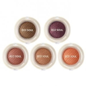 THE SAEM Eco Soul Swag Jelly Shadow