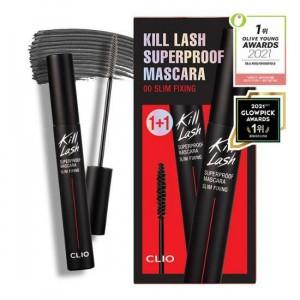 KISSME Heroin make long and curl mascara easy cleansing