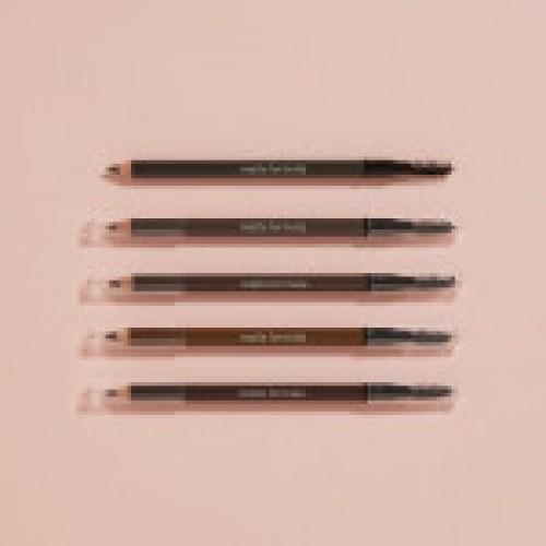 SON&PARK Eyebrow Pencil 3g - 01 ASHGRAY