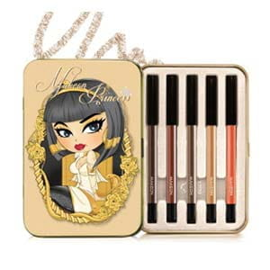 TOSOWOONG Makeon Princess Gel Pencil Eyeliner Set (Season 3)