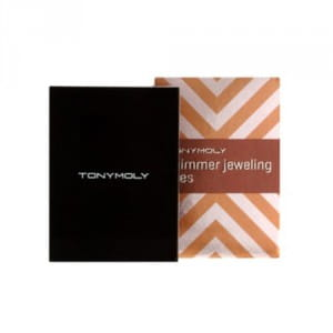 Тени для век Tony Moly Shimmer Jeweling Eyes 2.7g