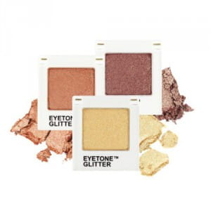 Тени для век Tony Moly Eyetone Single Shadow (Glitter) 1.7g