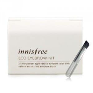Набор для стайлинга бровей INNISFREE Eco Eyebrow Kit 2.0gX2ea
