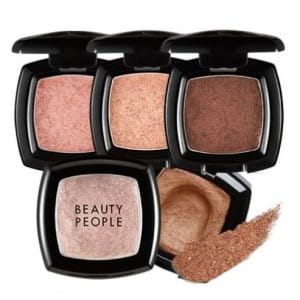 [MERRYSHOP] Beauty People Velvet Pit cushion shadow