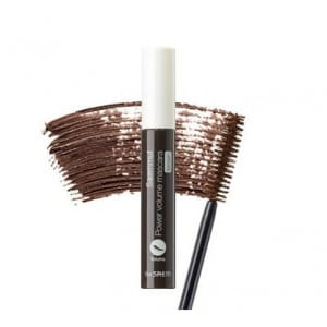 THE SAEM Saemmul Power Volume Mascara - Brown