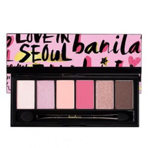 BANILA CO Fall in Seoul Eye Shadow Palette