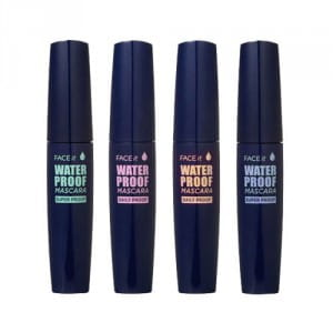 THE FACE SHOP Face It Waterproof Mascara 9g