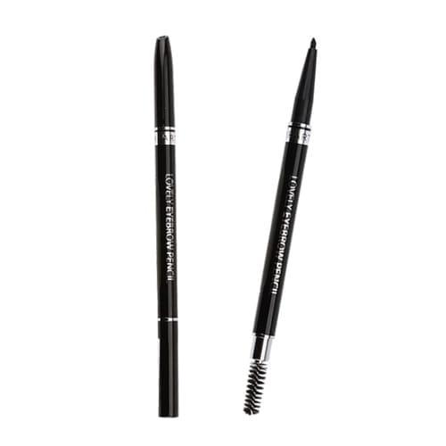 Автоматический карандаш для коррекции формы бровей Tony Moly Lovely Eyebrow Pencil