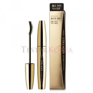 Тушь для ресниц THE FACE SHOP FACE it Collagen Volume Mascara