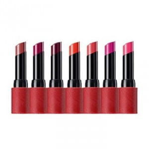 THE SAEM Kissholic Lipstick S (Semi Matt) 4.1g