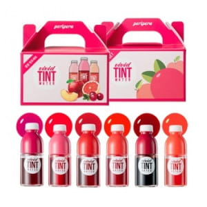PERIPERA Vivid Tint Water Mini Mini Juice Box 3.5g*6ea