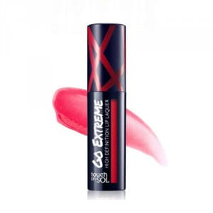 Маникюр для губ TOUCH IN SOL Go Extreme High Definition Lip Laquer 4.5g