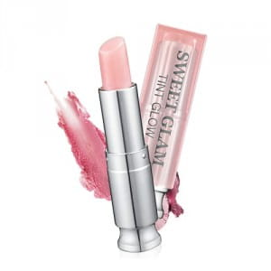 Сияющий тинт для губ Secret Key Secret kiss Sweet Glam Tint Glow [Baby Pink]