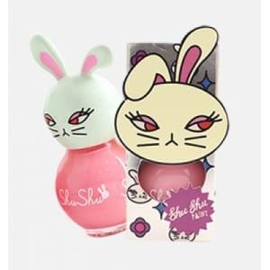 ShuShu Paint Sticker Nail Polish #ST02 Marshmallow Pink 10g