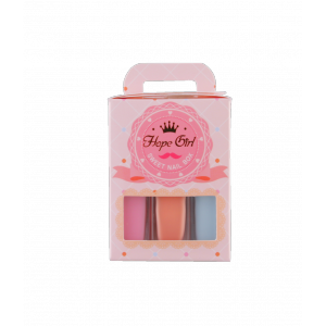 HOPEGIRL Sweet Nail Box 12g (Option 01.Cotton Candy)