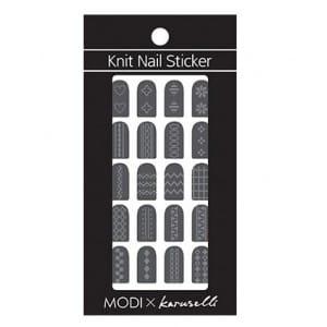 ARITAUM Modi Knit Nail Sticker #2