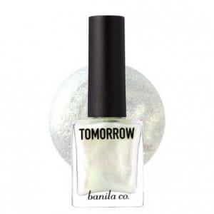 BANILA CO Tomorrow Nail - perl Top coat Green