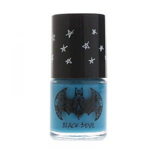 Urban Dollkiss Black Devil Nail Color #21