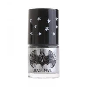 Urban Dollkiss Black Devil Pearl Nail Color #3
