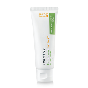 Солнцезащитный крем INNISFREE The minimum Sun Cream SPF25 PA++ 40ml