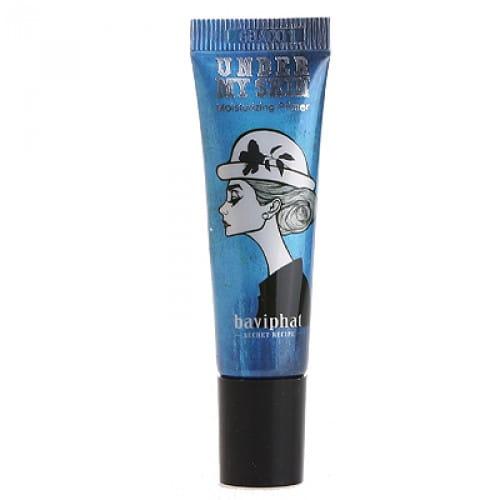 Увлажняющий праймер для маскировки несовершенств Baviphat Under my skin moisturizing primer (mini), 10ml