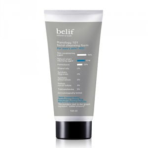 [L] BELIF Manology 101 Facial Cleansing Foam 100ml