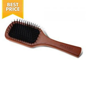 Расческа с антистатическим эффектом Missha Wooden Cushion Hair Brush (M) Anti Static