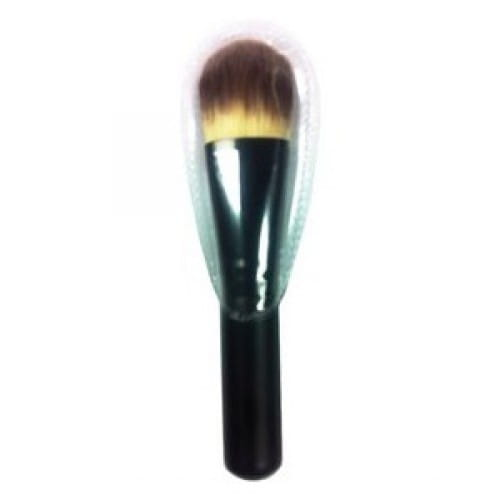 Кисть для макияжа Olive Young mini foundation brush
