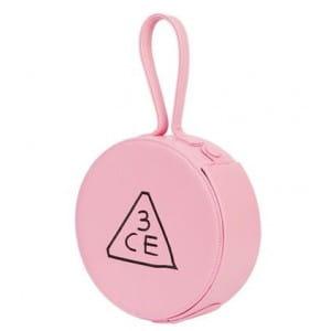 STYLENANDA 3CE ROUND TOTE BAG #PINK