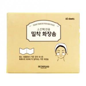 SKINFOOD Tight Tissues for Skin Pack 60pcs