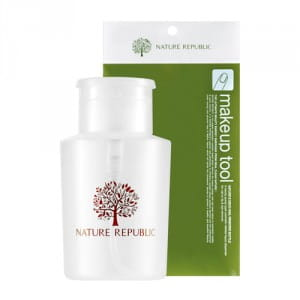 Контейнер для жидкости для снятия лака / макияжа Nature Republic Natures Deco Nail Remover Bottle