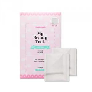 Ватные салфетки для лица Etude House My Beauty Tool Cotton Puff 80P