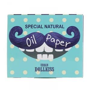 Матирующие салфетки для лица Urban Dollkiss Entertainer Oil Paper_100 sheets