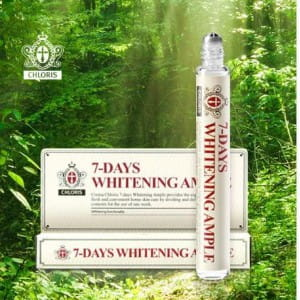 Chrisma 7-Days whitening ample 10ml
