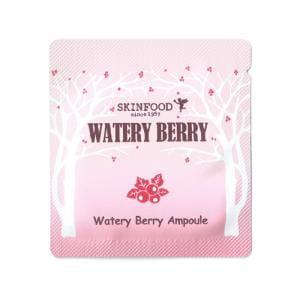 Крем для лица с экстрактом арктических ягод Skinfood Watery Berry Ampoule 1ml*10ea