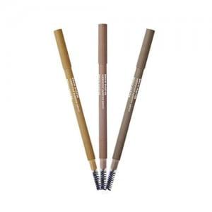 Водостойкий карандаш для бровей The Face Shop Browmaster waterproof eyebrow pencil 0.4g