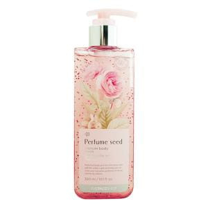 THE FACE SHOP Perfumed Seed Velvet Body Wash 300ml