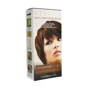 Краска для волос The Face Shop Stylist Sliky Hair Color Cream