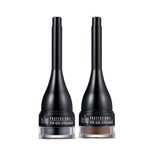 Водостойкая подводка для глаз  It's Skin It's Top Professional Fix Gel Eyeliner 4g