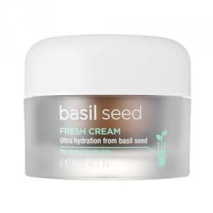 Восстанавливающий крем для кожи IT'S SKIN Basil Seed Fresh Cream 50ml