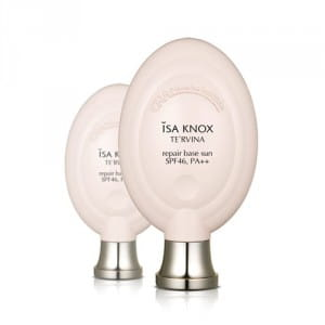 ISA KNOX Te'rvina Repair Base Sun SPF46 PA++ 50ml