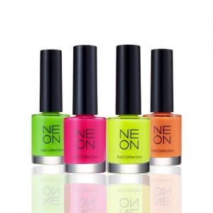 It's Skin Neon Nail Collection