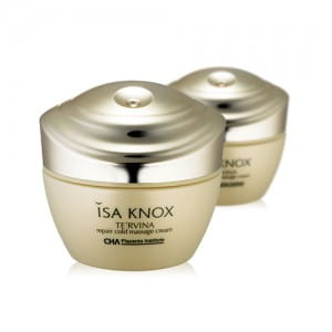 ISA KNOX Te'rvina Repair Cold Massage Cream 200ml