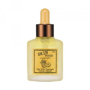 SKINFOOD Nail Vita Pineapple Cuticle Cleaner 20ml