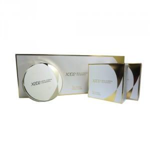 ISA KNOX X2D2 Metal Cushion Foundation Special Set [Cushion 15g + Refill 15g*2]