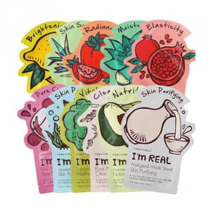 Маска из целлюлозы Tony Moly I'm Real Mask Sheet - Emulsion type & Milky lotion type essence 21ml
